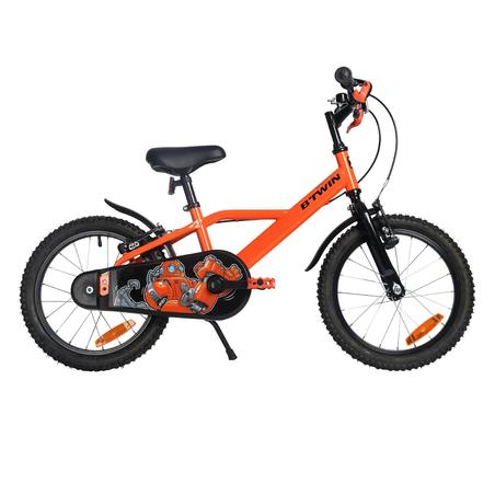 500 16-Inch Bike 4-6 Years - Robot