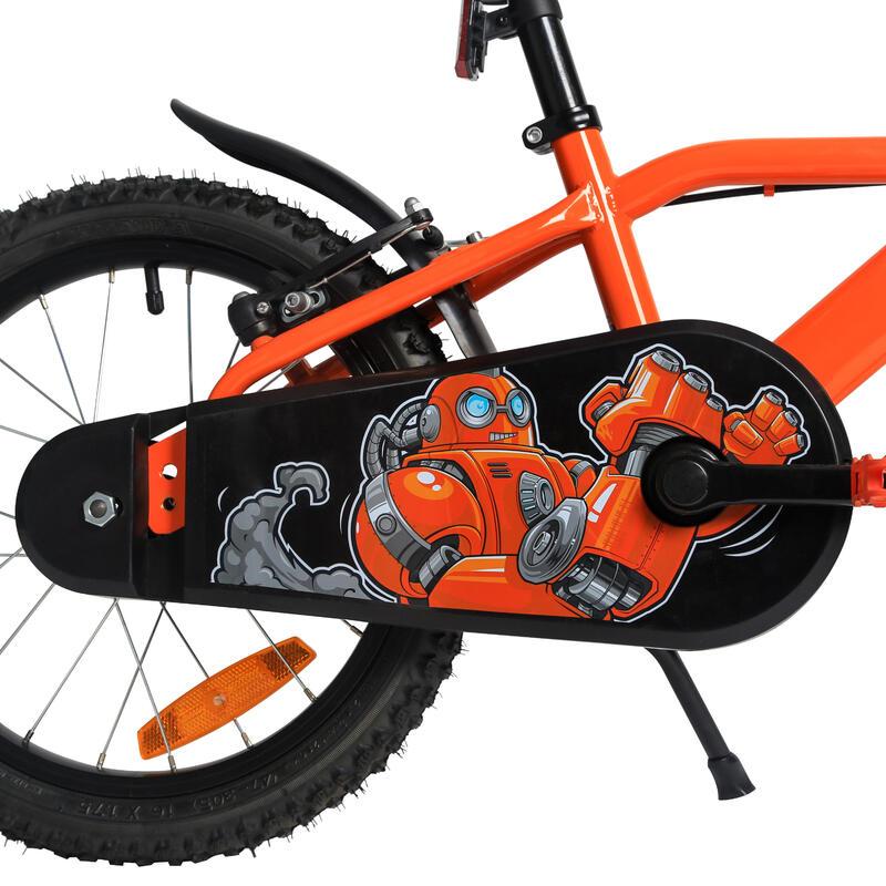"Kids' Bike 16"" 500 - Robot"