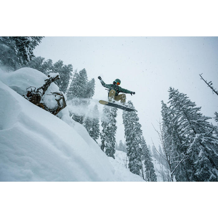 男款滑雪道與全山地單板滑雪板All Road 500