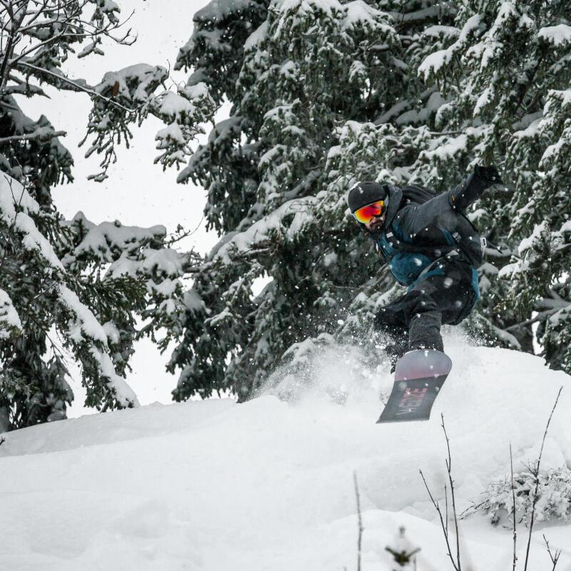 如何選擇你的單板滑雪護目鏡
