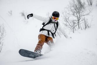 come scegliere lo stance in snowboard i consigli di Wed'ze