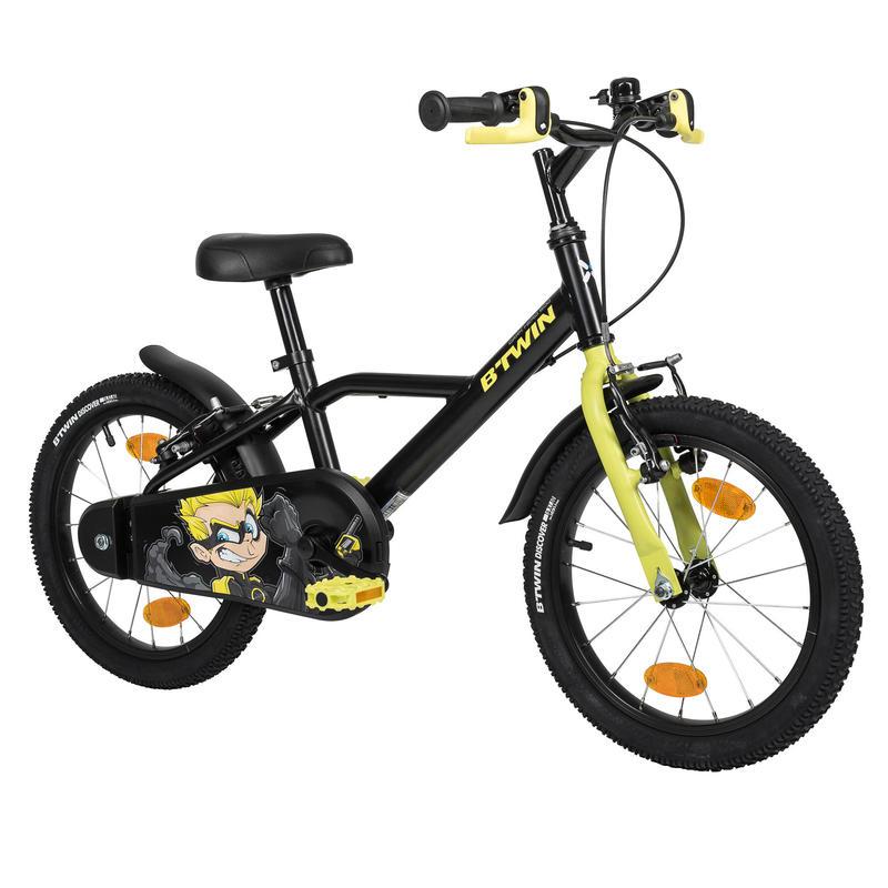 """Kids' Bike 16"""" 500 - Heroboy"""