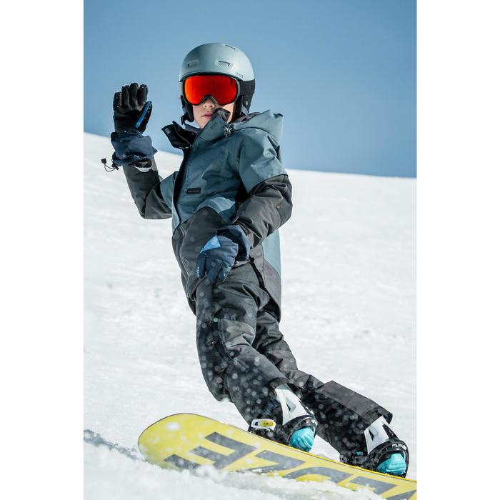 Junior freestyle all mountain snowboard, Endzone 135 cm