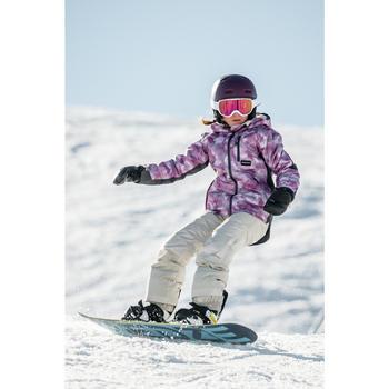 Snowboard voor all mountain/freestyle kinderen Endzone 120 cm