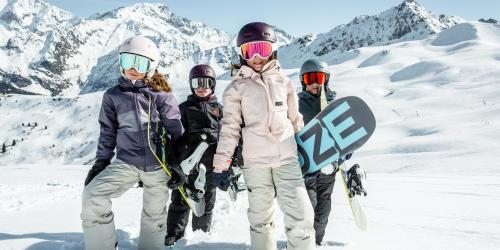 accessibilité snowboard