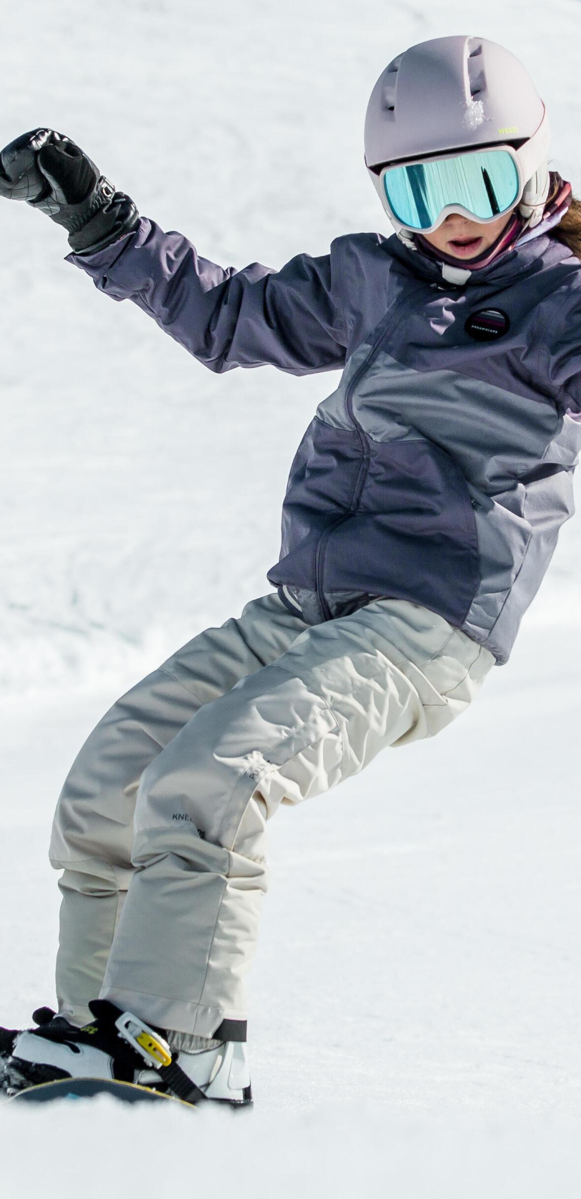 Progressez grâce aux conseils d'une coach de ski