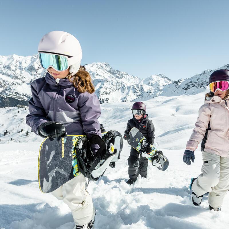 choose snowboard child - title