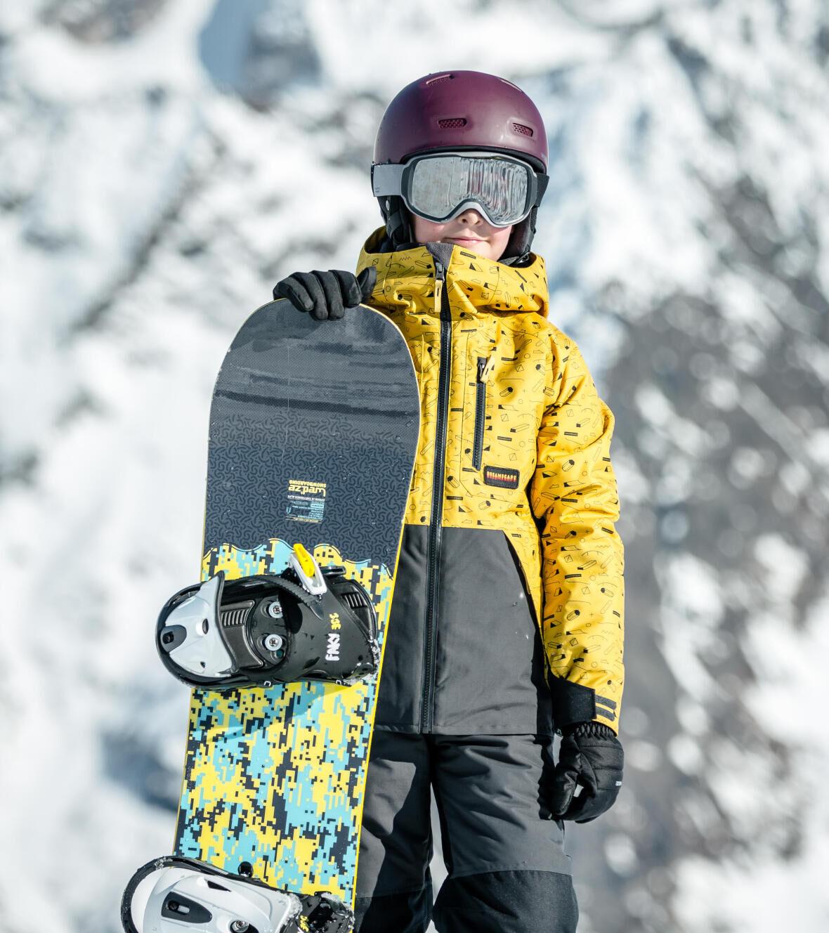 choose snowboard child - media 1
