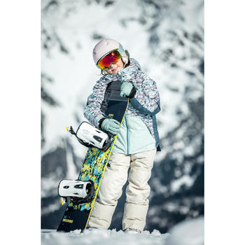 Junior freestyle all mountain snowboard, Endzone 120 cm