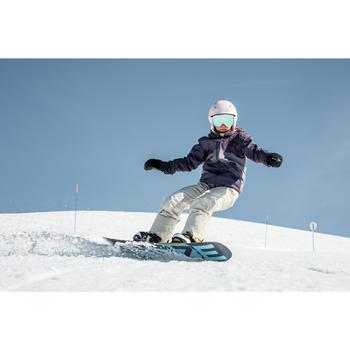 Prancha de Snowboard All Mountain e Freestyle ENDZONE Criança 120 cm