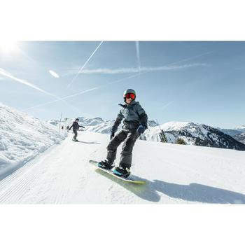 青少年全山地/花式滑雪快拆滑雪靴Indy 500