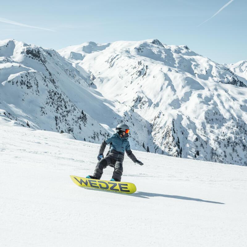 Hoe begin je met snowboarden?