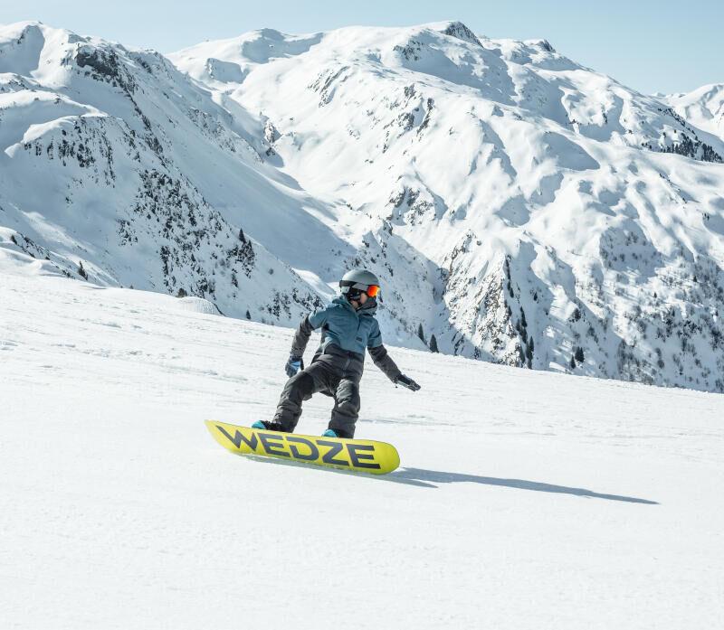 stijl snowboard