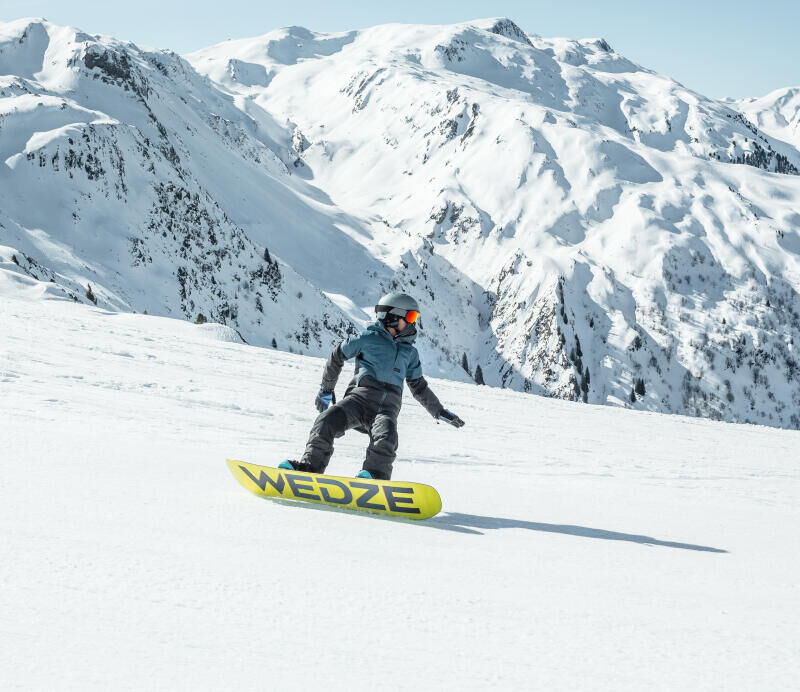 Technische eigenschappen van een snowboard