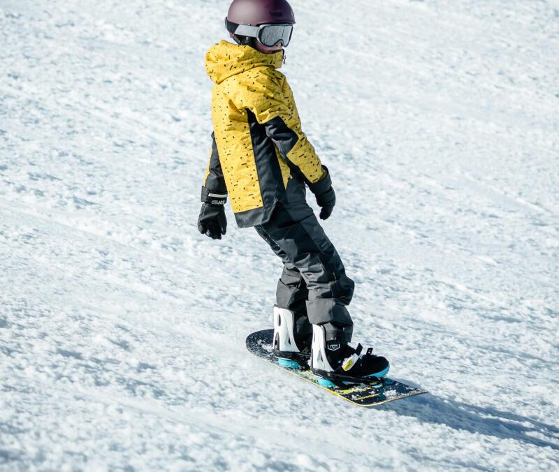 Hoe stel je de bindingen van je snowboard af?