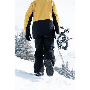 Pantalon de snowboard et de ski homme SNB PA 100 noir