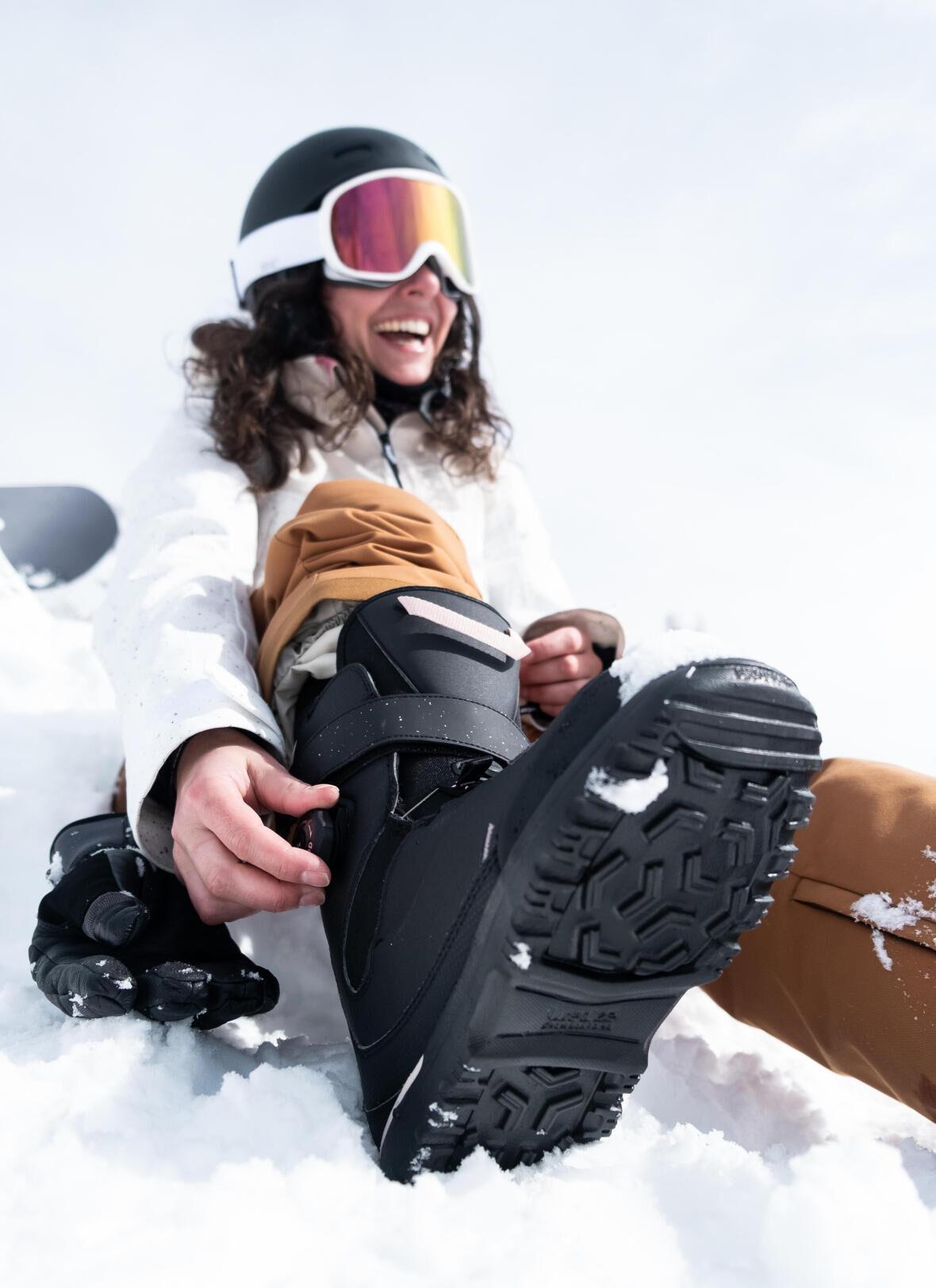 How do I choose my snowboard boots - media