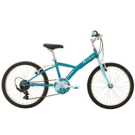 "Original 120 Kids' 20"" Hybrid Bike 6-9 Years"