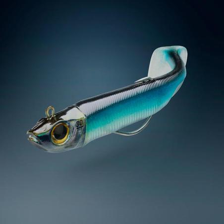 Ancho120sea fishing shad lure combo