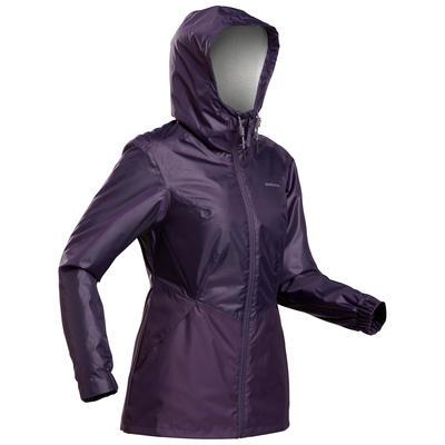 מעיל חם וחסין מים דגם SH100 לנשים