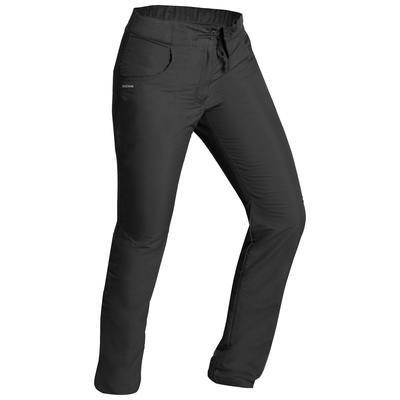 Women's Warm Water-repellent Snow Hiking Trousers SH100 U-Warm