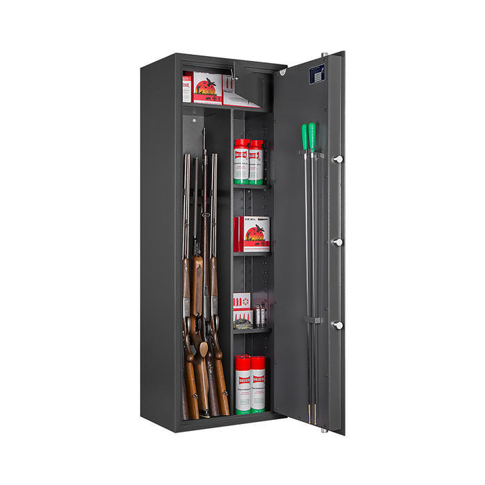 ARMOIRE FORTE FORMAT 5 ARMES COMBI CHASSE TIR WF 145 COMBI