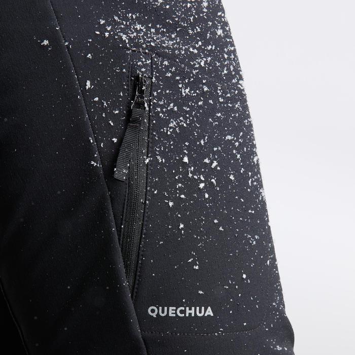 Comprar Pantalon Invierno De Montana Y Trekking Quechua Sh500 Warm Mujer Decathlon