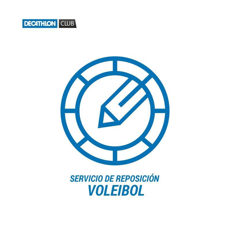 SERVICIO DE REPOSICIÓN VOLEIBOL DECATHLON CLUB