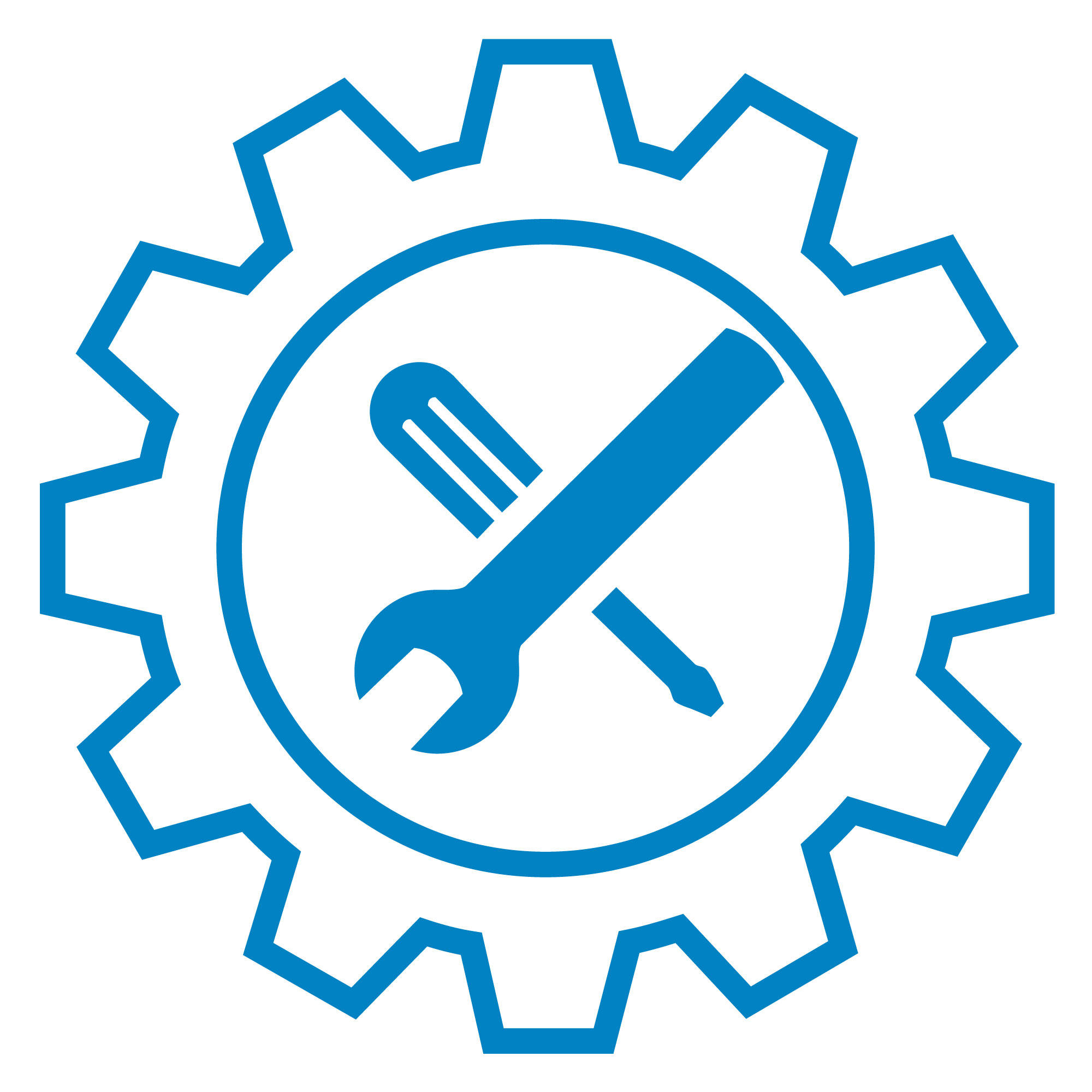 Decathlon provide inspection and bike repair service