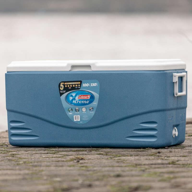 CHLADICÍ BOXY Kempování - Pevný chladicí box Xtreme 91 l COLEMAN - Vybavení na kempování