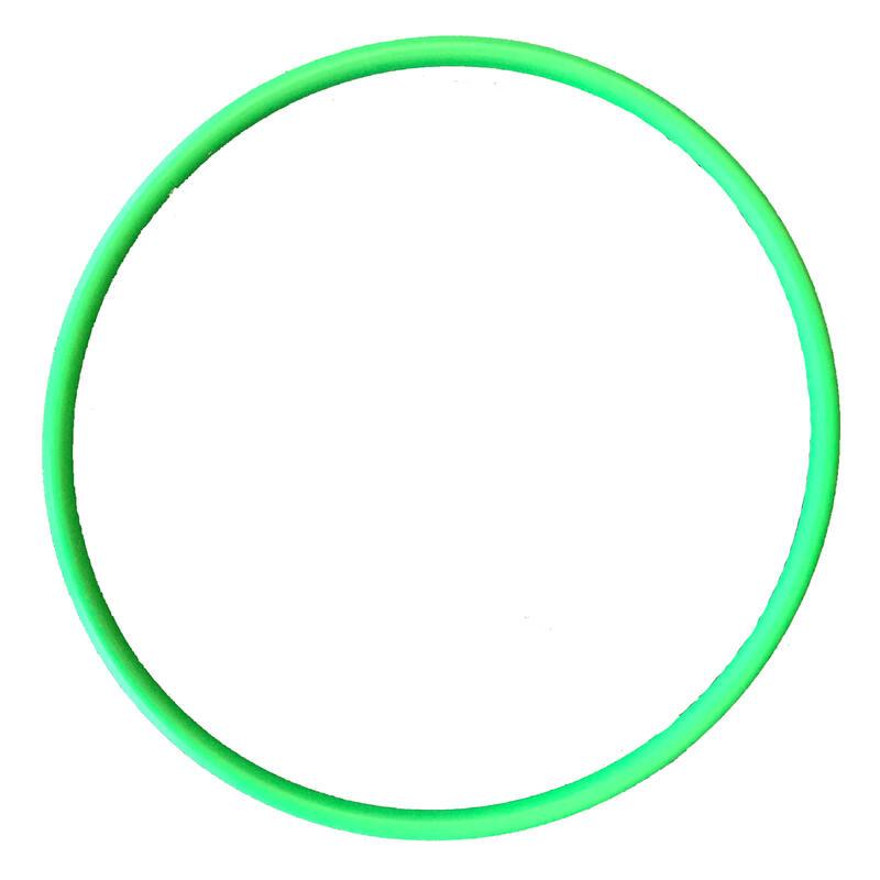 韻律體操呼拉圈50 cm - 綠色