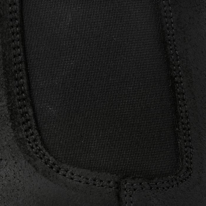 Boots équitation adulte SENTIER noir