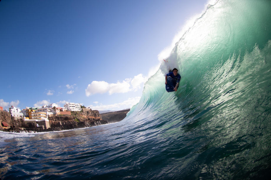 Bodyboard 900 Ethan Capdeville Canaries