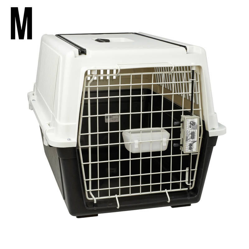 TRANSPORT LOVECKÝCH PSŮ Myslivost a lovectví - PŘEPRAVNÍ BOX M NA 1 PSA SOLOGNAC - Potřeby pro lovecké psy