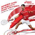 HERRSKOR ALLA UNDERLAG EXPERT Damskor - Tennissko Court FF 2 Novak ASICS - Typ av sko
