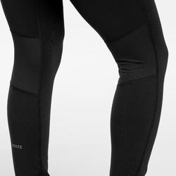 Skiunterwäsche Funktionshose 500 Damen schwarz