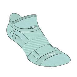 跑步隱形襪RUN500 - 藍色