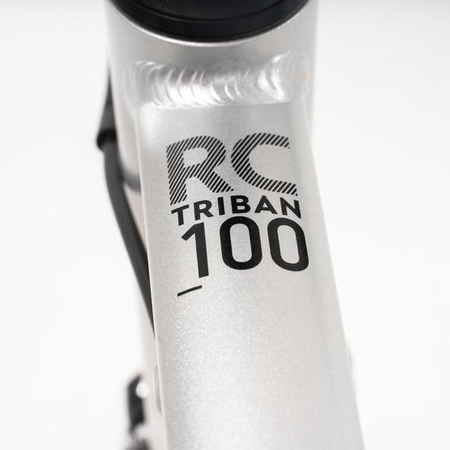 TRIBAN 100 FLAT BAR ROAD BIKE