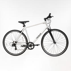 TRIBAN 100 FLAT BAR ROAD BIKE