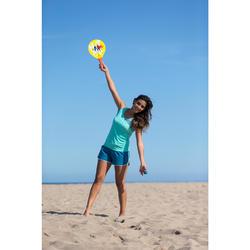 Beach Plastic ball naranja