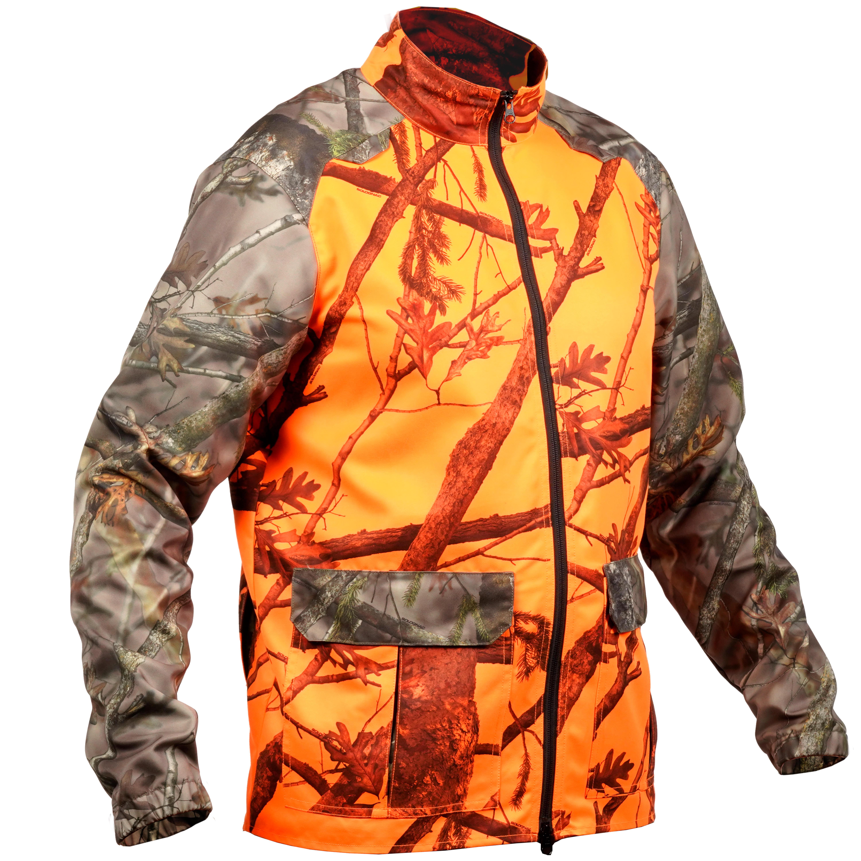Jachetă 100 Fluo