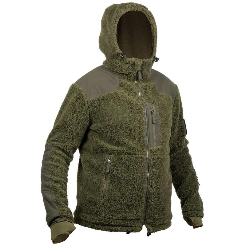 POLARE/ GECI MATLASATE VANATOARE Vanatoare - Polar blăniță artificală 900 SOLOGNAC - Imbracaminte