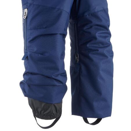 סרבל סקי דגם PNF 500 לילדים - נייבי