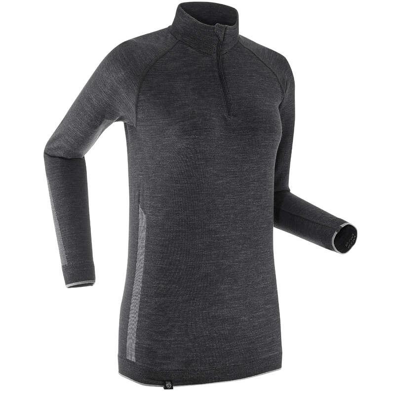 NO_NAME_FOUND Schi si Snowboard - Bluză schi fond XC S 500  INOVIK - Imbracaminte