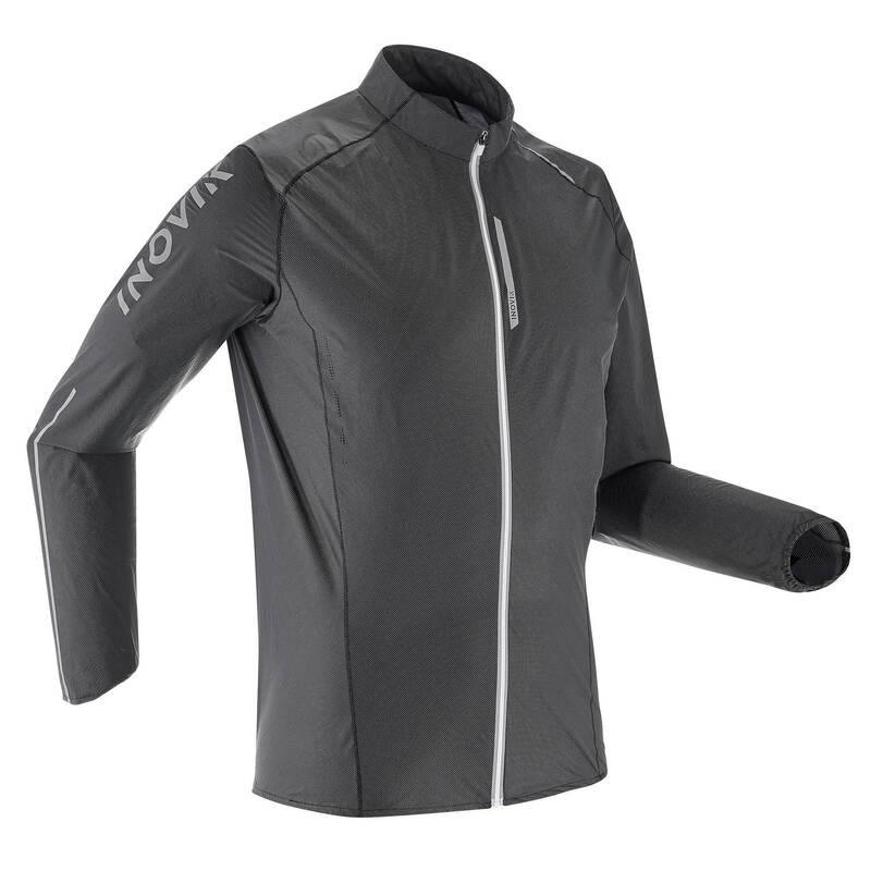 OBLEČENÍ NA BĚH NA LYŽÍCH Běžecké lyžování - BUNDA NA BĚŽKY 900 LIGHT INOVIK - Oblečení na běžky