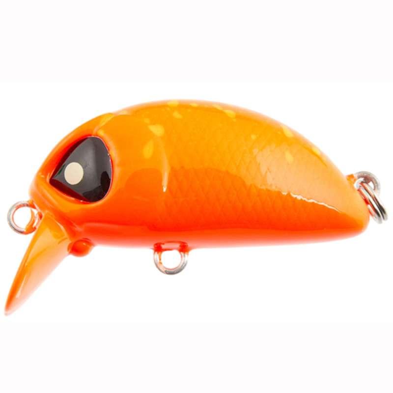 ВОБЛЕР ДЛЯ ЛОВЛИ ФОРЕЛИ И ОКУНЯ Рыбалка - RU HAIRA TINY ATG F 03.30/802 SALMO - Приманки
