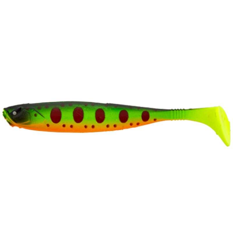 Мягкие приманки от 7 см Рыбалка - RU LJ 3D BASARA 3.5 PG01 LUCKY JOHN - Приманки