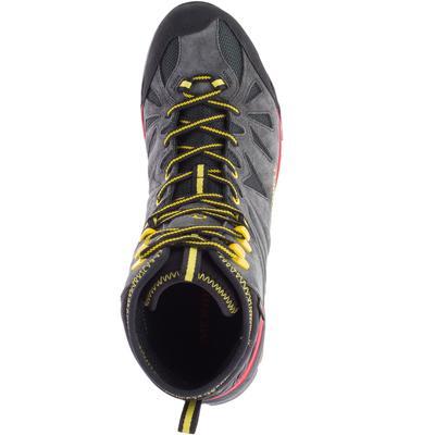 Merrel Capra Men's Waterproof Gore-Tex Walking Boots - Grey