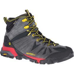 Botas Impermeáveis de Caminhada Montanha Capra Gore-Tex Homem - Cinza