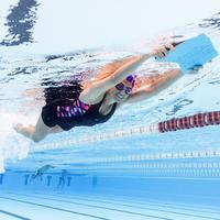 Women's Swimming 1-piece Swimsuit Vega Skirt - Black Typ